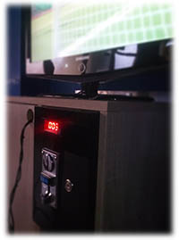 Playstation3 CoinBox. The Ultimate Timer Charging Solution